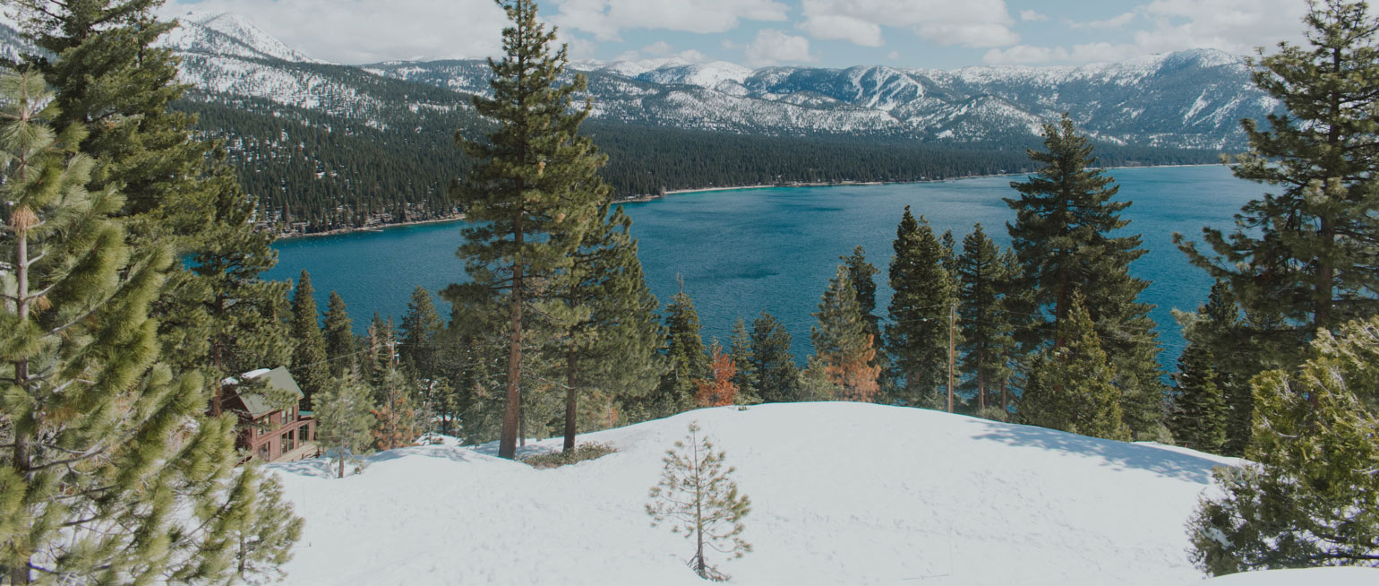 Lake Tahoe - California